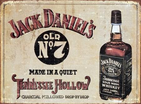 Old No 7, Jack Daniels