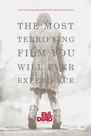 A Terrifying Experience - The Evil Dead
