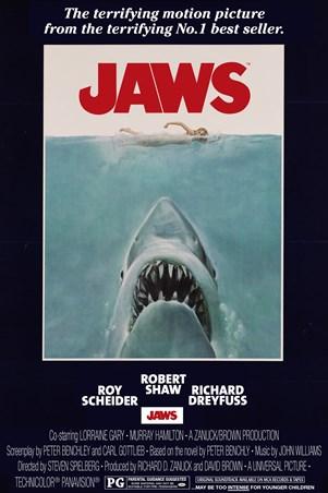 Steven Spielberg's Classic - Jaws