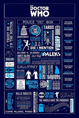 Infographic - Doctor Who