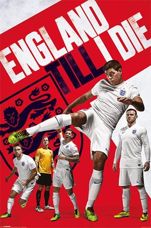 England Till I Die - England World Cup 2014