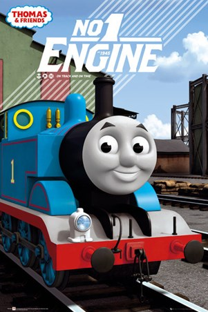 No 1 Engine - Thomas The Tank Engine