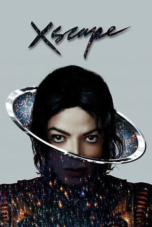 Framed Xscape - Michael Jackson