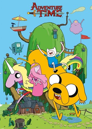 Character Collage - Adventure Time