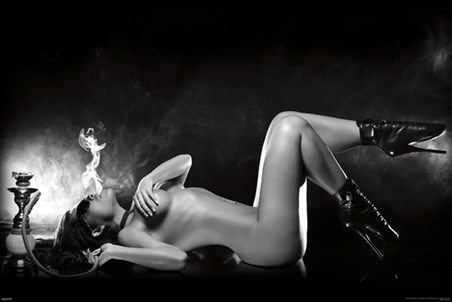 Hookah Girl - Smoking Hot