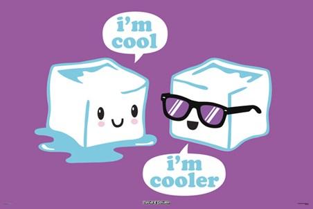 I'm Cool, David & Goliath