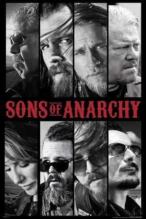 Sons of Anarchy Collage - TV Show