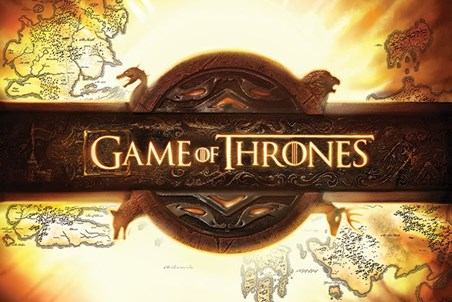 Game of Thrones - Title Card