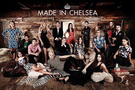 Reality TV Poster - Made in Chelsea