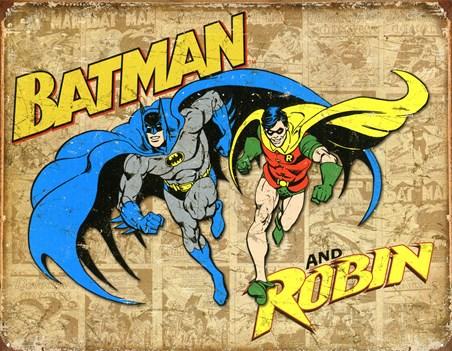 Batman & Robin - To The Rescue
