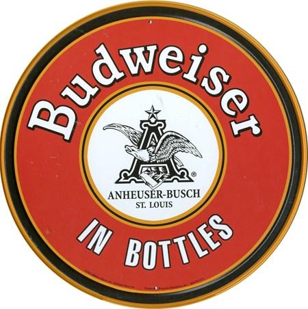 Budweiser In Bottles - Budweiser Logo