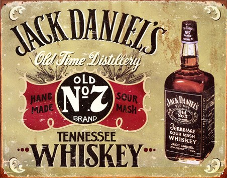 Old Time Distillery, Jack Daniel's