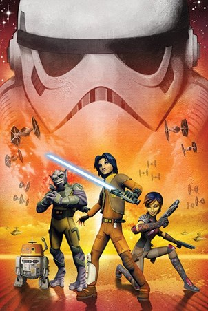 Star Wars Rebels - Disney Channel