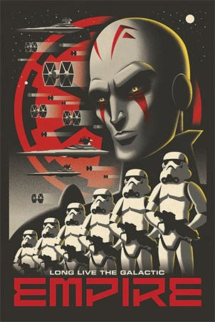 Long Live The Galactic Empire - Star Wars Rebels