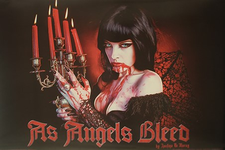 As Angels Bleed - Avelina De Mory
