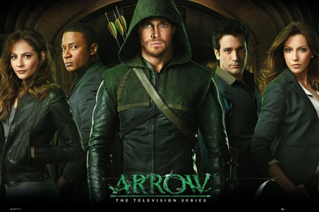 Arrow - Cast Collection
