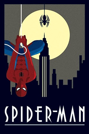 Spider-Man, Marvel Deco