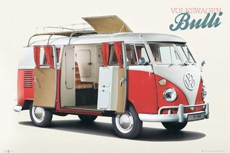 Bulli - VW Camper