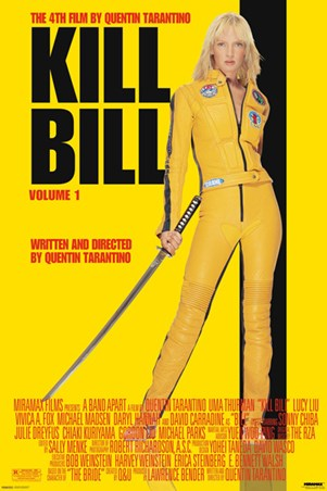 Kill Bill Volume 1 - Quentin Tarantino