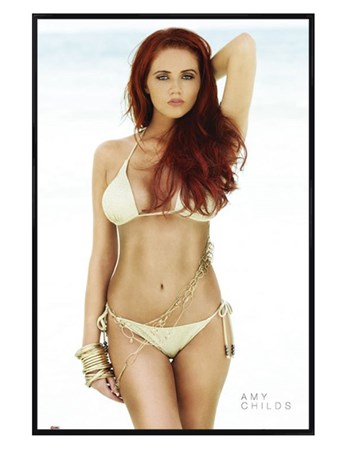 Gloss Black Framed An Essex Beauty - Amy Childs