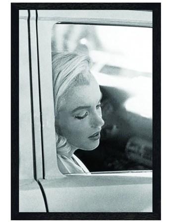 Black Wooden Framed The Misfits - Marilyn Monroe