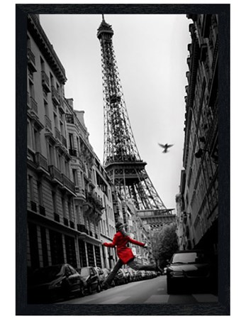 La Veste Rouge - Paris