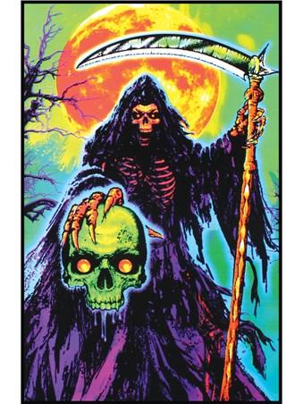 Reaper's Soul Blacklight Poster - Sweet Revenge
