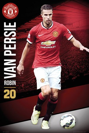 Robin Van Persie - Manchester United Football Club