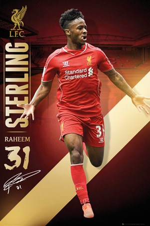 Raheem Sterling - Liverpool Football Club