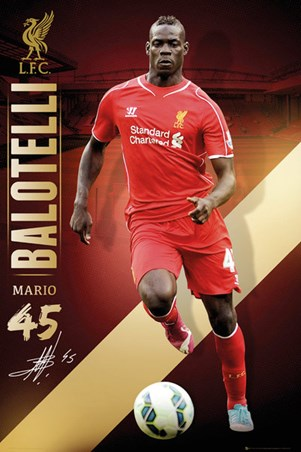 Mario Balotelli - Liverpool Football Club