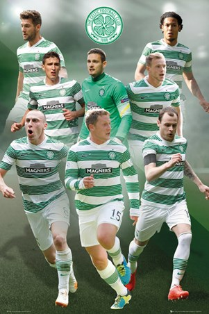 Star Players - Celtic Football Club 2014/15