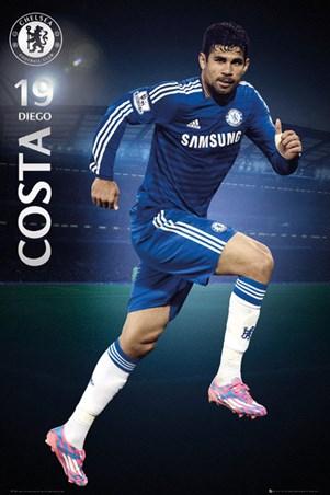 Diego Costa - Chelsea Football Club
