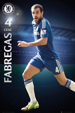 Cesc Fabregas - Chelsea Football Club