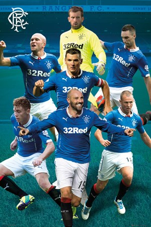 Star Players - Rangers Football Club 2014/15