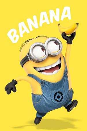 Banana! - Despicable Me