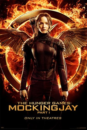 Mockingjay Part 1 - The Hunger Games