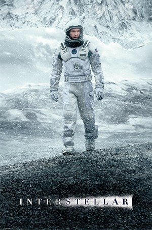 The End Of The Earth Will Not Be The End Of Us - Interstellar
