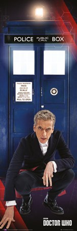 Peter Capaldi Is Dr Who - Doctor Who
