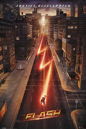 Framed Justice Accelerated! - The Flash