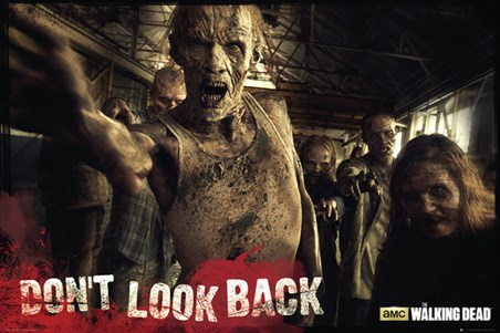 Don't Look Back - The Walking Dead