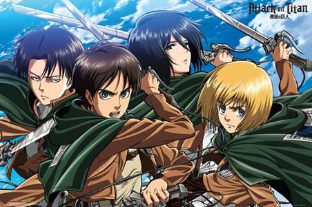 Attack on Titan - Hajime Isayama