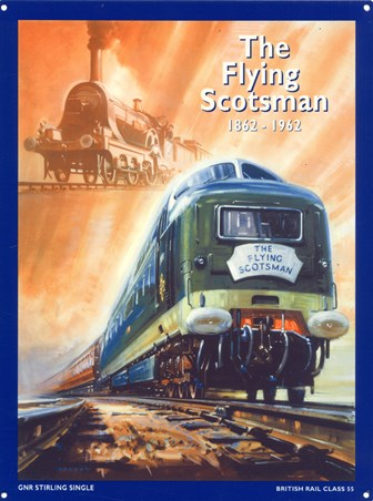 The Flying Scotsman - 1862-1962