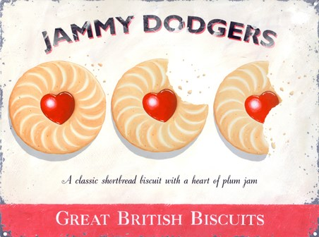 Jammy Dodgers - Great British Biscuit