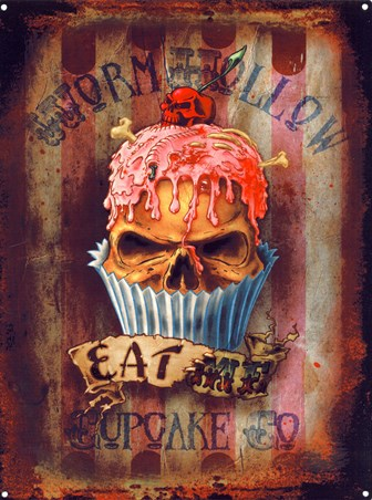 Eat Me Cupcake - Alchemy Gothic