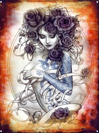 Les Belles Dames De La Rose - Alchemy Gothic