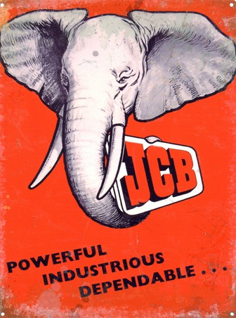 Powerful, Industrious, Dependable - JCB