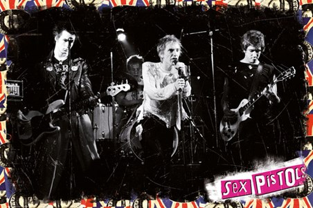 Pretty Vacant - The Sex Pistols