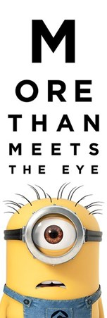 More Than Meets The Eye - Despicable Me