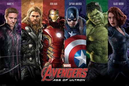 Superheroes Unite! - Avengers Age of Ultron