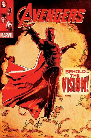 Behold The Vision - Avengers Age of Ultron